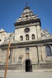 乌克兰, Lviv,宽容修道院 库存照片