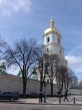 乌克兰 基辅 乌克兰 圣徒索菲娅的大教堂 阳台门poggioreale废墟 免版税库存图片