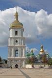乌克兰 基辅 乌克兰 圣徒Sophias大教堂 阳台门poggioreale废墟 免版税库存照片