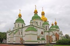 乌克兰 基辅 乌克兰 圣徒Sophias大教堂 库存图片