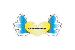 乌克兰 向量例证
