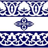 乌兹别克斯坦样式 向量例证