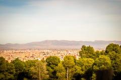 乌季达,摩洛哥 免版税库存图片