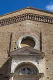 乌尔比诺,马尔什地区艺术城市,意大利,欧洲 免版税库存照片