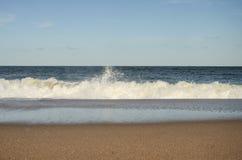 乌拉圭海岸,何塞伊廖齐 免版税图库摄影