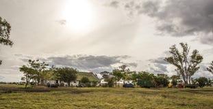 乌拉圭领域 库存图片