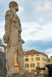 乌迪内的历史中心的细节 免版税库存图片