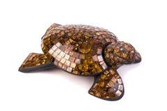 乌龟小雕象 免版税库存照片