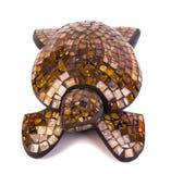 乌龟小雕象 库存图片