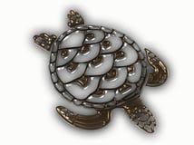 乌龟 皇族释放例证
