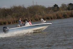 乐趣划船 免版税图库摄影