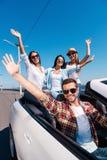 乐趣旅行 免版税库存图片
