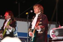 乐队成员保罗入侵者尊敬 图库摄影