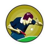 乒乓切换技术 免版税库存照片
