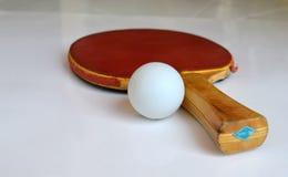乒乓球 免版税图库摄影