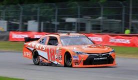 乔吉布斯NASCAR赛跑 库存图片