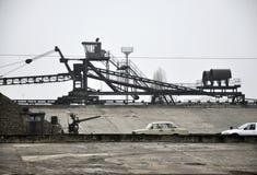 乔尔特基夫糖factory_19 免版税库存图片