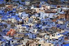 乔德普尔城,印度 免版税库存照片