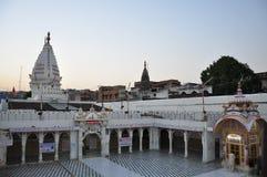 乔德普尔城,拉贾斯坦,印度 老城市印度寺庙 库存图片