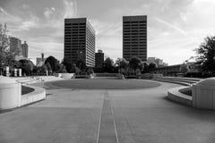 乔治亚州立大学的詹姆斯H 免版税图库摄影