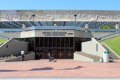 乔治C.页博物馆入口 库存照片