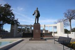 乔治DEALEY和DEALEY广场 免版税图库摄影