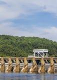乔轮车水坝Guntersville阿拉巴马6 免版税库存图片
