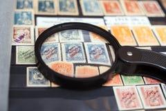 乔治亚邮票  免版税库存照片