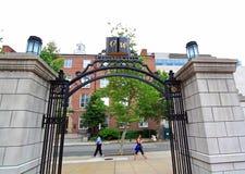 乔治华盛顿大学 免版税库存图片