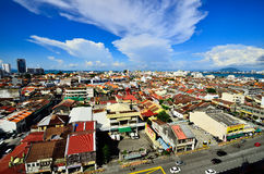 乔治城槟榔岛马来西亚 库存图片