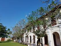 乔治城-槟榔岛 免版税库存照片