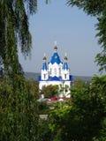 乔治大教堂, Kamenets-Podolskiy,乌克兰 免版税库存照片