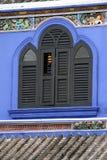 乔治市联合国科教文组织世界遗产名录站点,槟榔岛,马来西亚 库存照片
