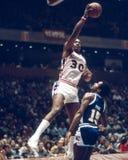 乔治McGinness,费城76人队 免版税库存照片