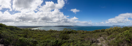 乔治Sound,阿尔巴尼,西澳州国王 免版税库存照片