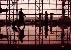 乘客 免版税库存图片