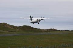 画乘客s的飞机子项 库存图片