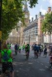 乘驾伦敦2014年 免版税图库摄影