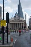 乘驾伦敦2014年 图库摄影