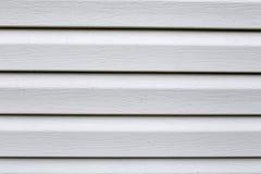 乙烯基房屋板壁 免版税图库摄影
