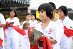九个皇帝神节日 免版税库存照片