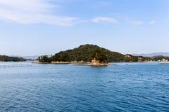 九十九海岛 免版税库存照片