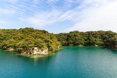 九十九海岛 免版税库存图片