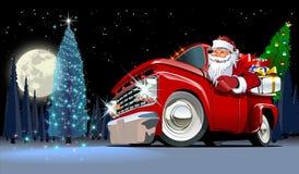 也看板卡圣诞节设想向量冬天 库存图片