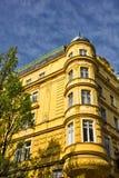 维也纳大厦建筑学 免版税库存照片