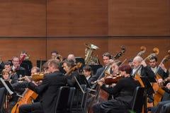 维也纳广播交响乐团 免版税库存图片