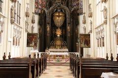 维也纳教会 免版税库存照片