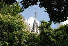 维也纳教会 免版税库存图片