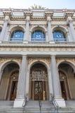 维也纳联交所 免版税库存图片
