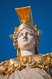 维也纳议会,奥地利 免版税库存照片